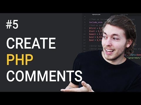 5: How to Write Comments in PHP | PHP Tutorial | Learn PHP Programming | PHP for Beginners