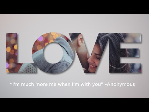 LOVE Text Effect in Photoshop CC, CS6, CS5 | Photoshop Text Effects | Christmas LOVE