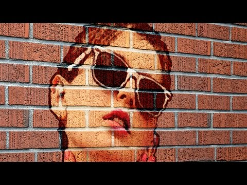 Photoshop Tutorial: How to Transform a Photo into a Brick Wall Portrait