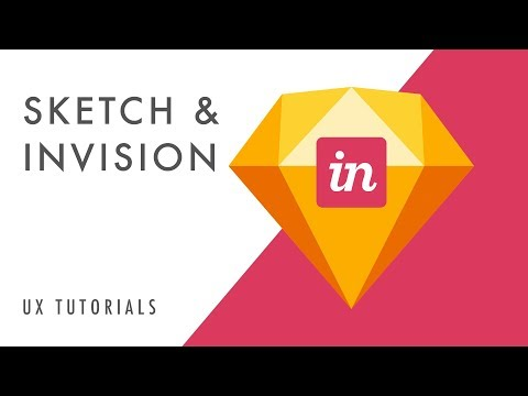 UX Tutorials | How to Rapid Prototype with Sketch and Invision