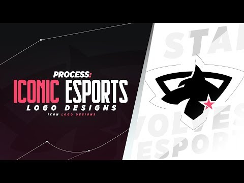 AI Tutorial: Process of creating Iconic Esports Logo