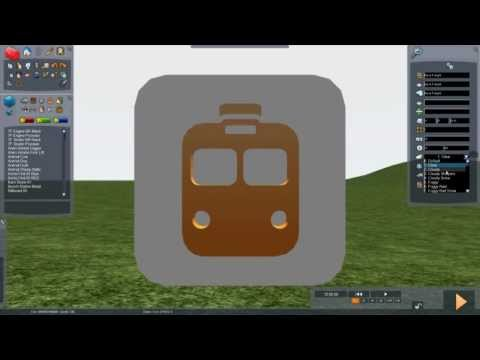 Train Simulator 2014 - Tutorial 7 (Scenario Creation & Train AI)