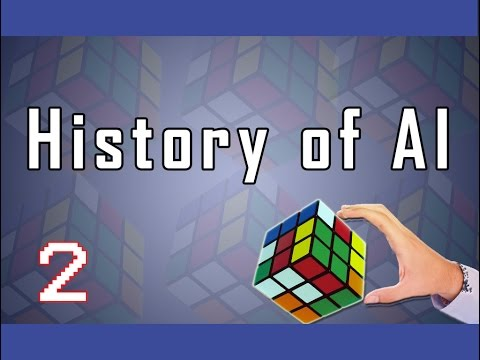 AI ( Game AI ) tutorial 02 - History of Artificial Intelligence (AI)