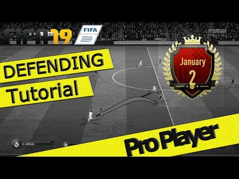 FIFA 19 DEFENDING TUTORIAL | PRO PLAYER | FULL GUIDE