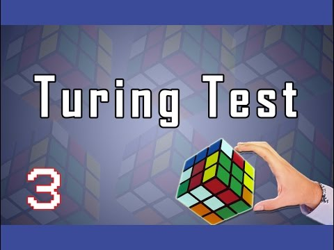 AI ( Game AI ) tutorial 03 - What is the Turing Test ?