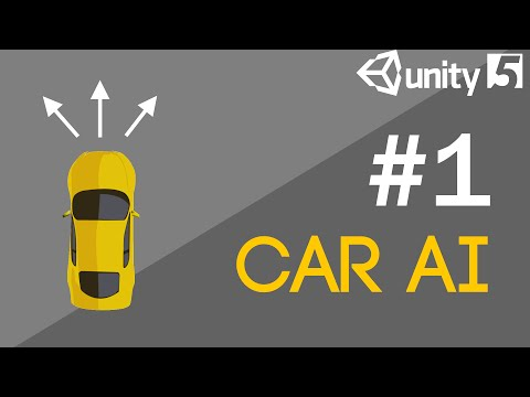 Car AI Tutorial #1 (Unity 5 ) - Make the Path