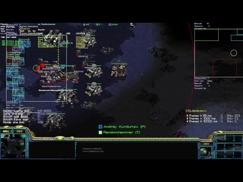 [SSCAIT] StarCraft Artificial Intelligence Tournament Live Stream