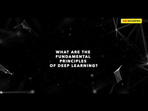 Deep Learning - Artificial Intelligence | SSI SCHAEFER