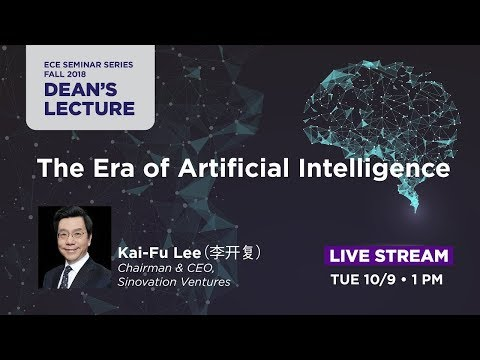 The Era of Artificial Intelligence