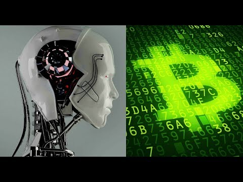 Was bitcoin created by an artificial intelligence to rule the world?