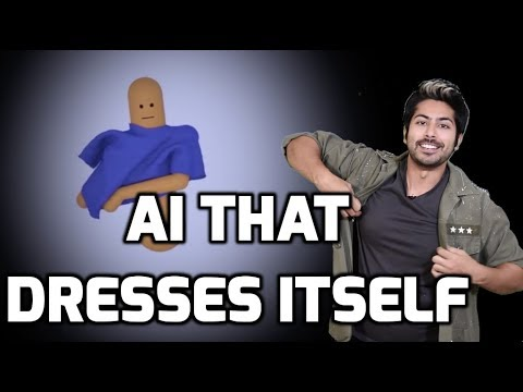 AI that Dresses Itself