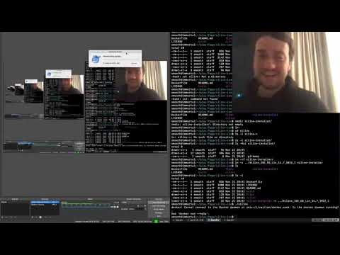 George Hotz | Basic Programming | From the Transistor: Xilinx on MAC | part2