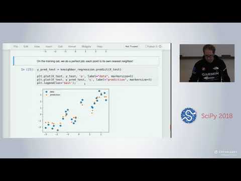 Machine Learning with scikit-learn Part 2 | SciPy 2018 Tutorial | Lemaitre and Grisel