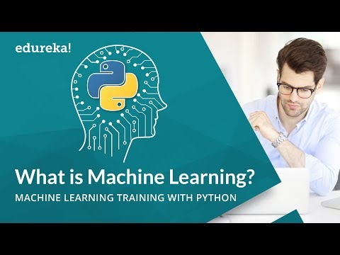 What is Machine Learning? | Machine Learning Basics | Machine Learning Tutorial | Edureka