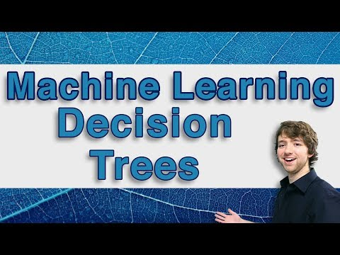 Machine Learning Tutorial 21 - Decision Trees