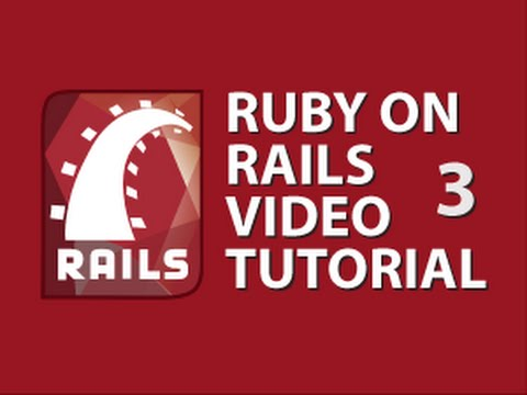 Ruby on Rails Tutorial 3