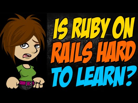 Is Ruby on Rails Hard to Learn?