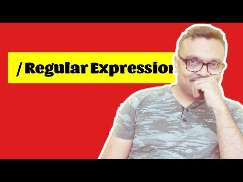 Regular Expressions in JavaScript Tutorial | RegEx