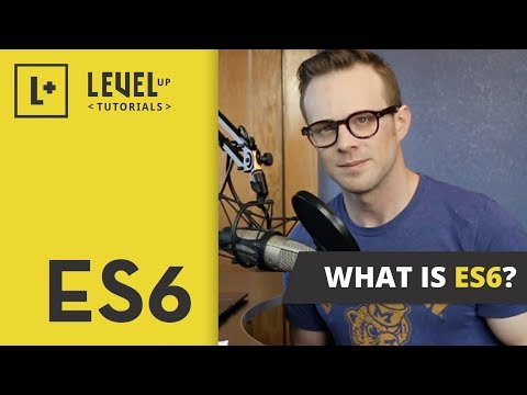 What Is ES6, ES2015, ES2016, ES2017 & ESNext