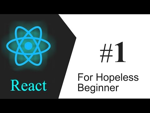 React JS Tutorial 1 - React.js for Beginners, ReactJS ES6 Node.js, NPM, Babel, Webpack 2017