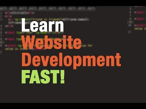Web Development Tutorial for Beginners (#1) - How to build webpages with HTML, CSS, Javascript