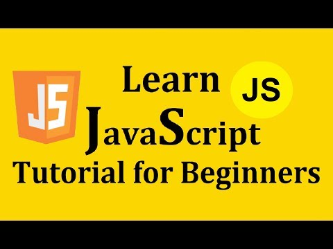 JavaScript Tutorial for Beginners | Learn JavaScript From Scratch