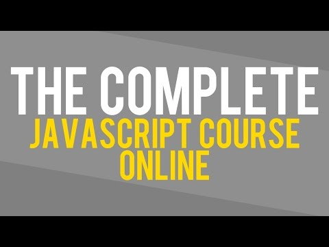 JavaScript Basics - The Complete JavaScript Course For Beginners