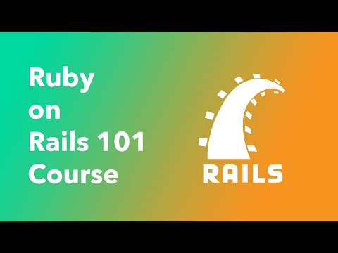 Ruby on Rails 101 Course