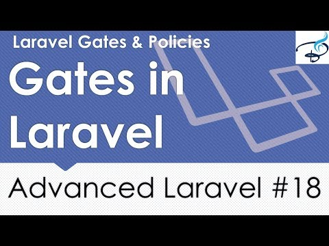 Advanced Laravel | What is Gates | How to use Gates #18