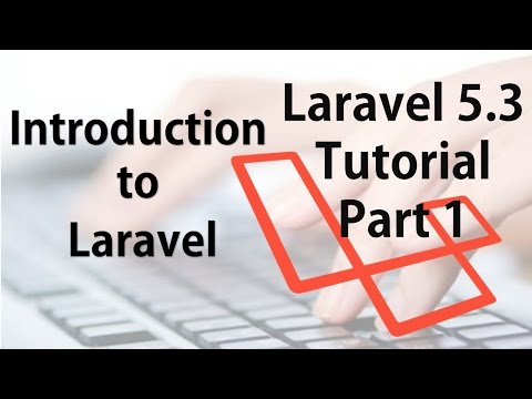 Laravel 5.3 Hindi Beginner Tutorials Part 1- Introduction