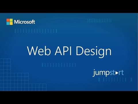 ASP.NET Web API Design Tutorials