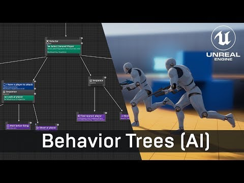 Unreal Engine AI Tutorial: Create Artificial Intelligence with Behavior Trees