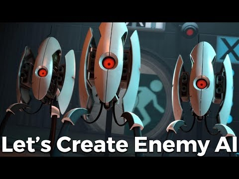 Let's Create Beginner AI - Basic Enemies In Blueprints [Unreal Engine 4 Tutorial]