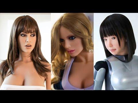 6 Developing Female Robots With Artificial Intelligence Will Be Your Partner or Assistant In Future.