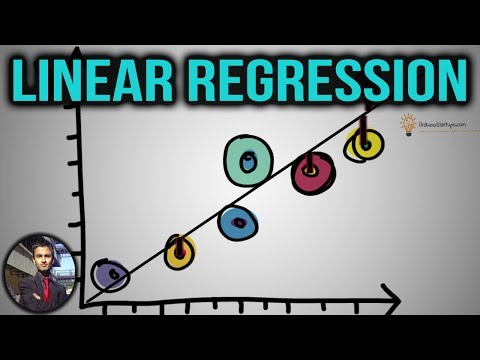 Linear Regression - Machine Learning Fun and Easy