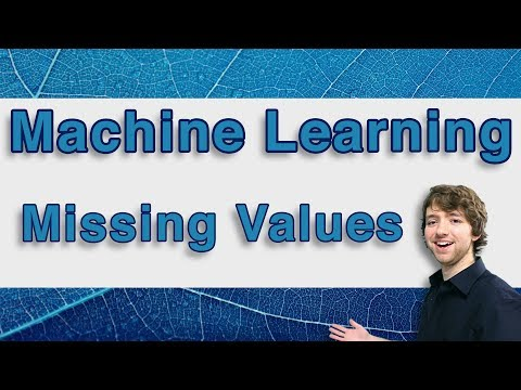 Machine Learning Tutorial 12  - Cleaning Missing Values (NULL)